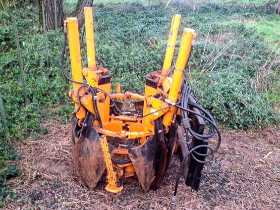 32 inch tree spade